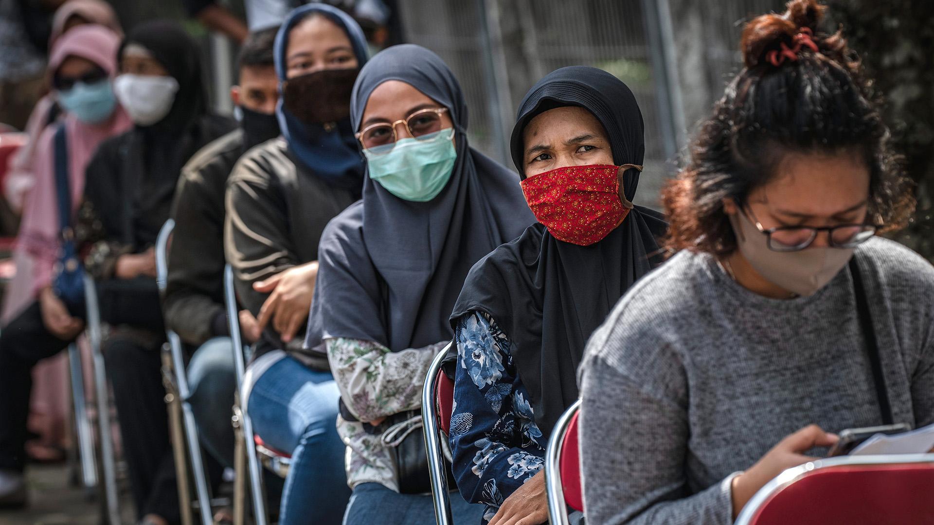 Koronavírus Indonéziában