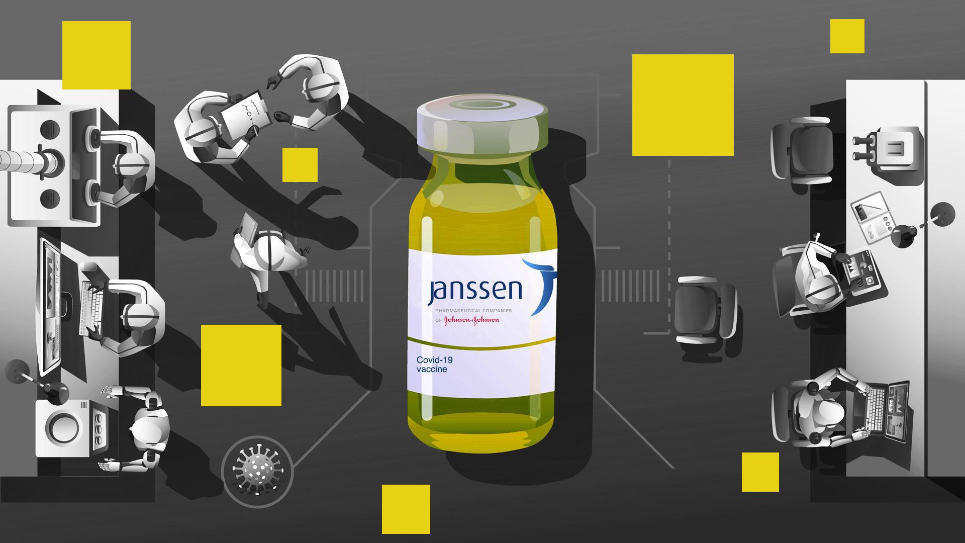 A Janssen vakcina mellékhatásai