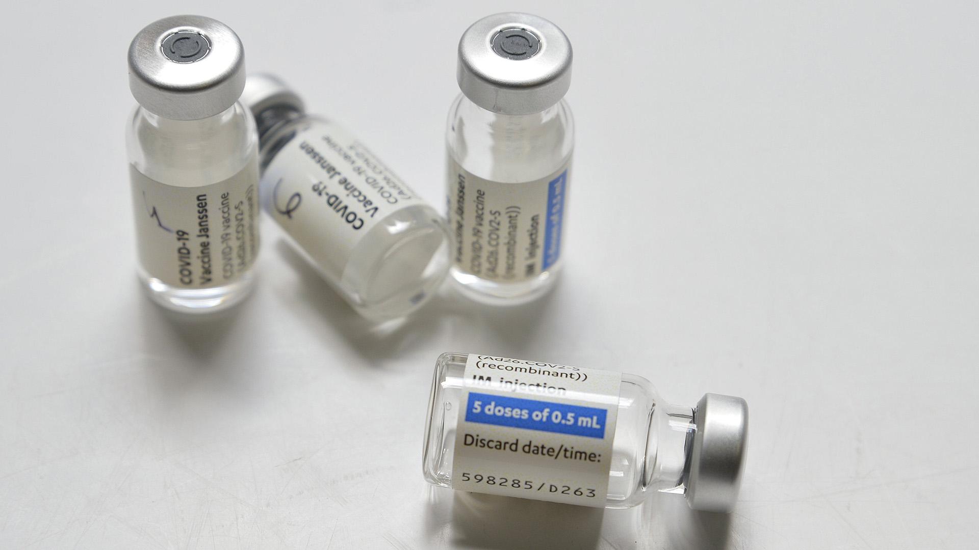 Janssen vakcina