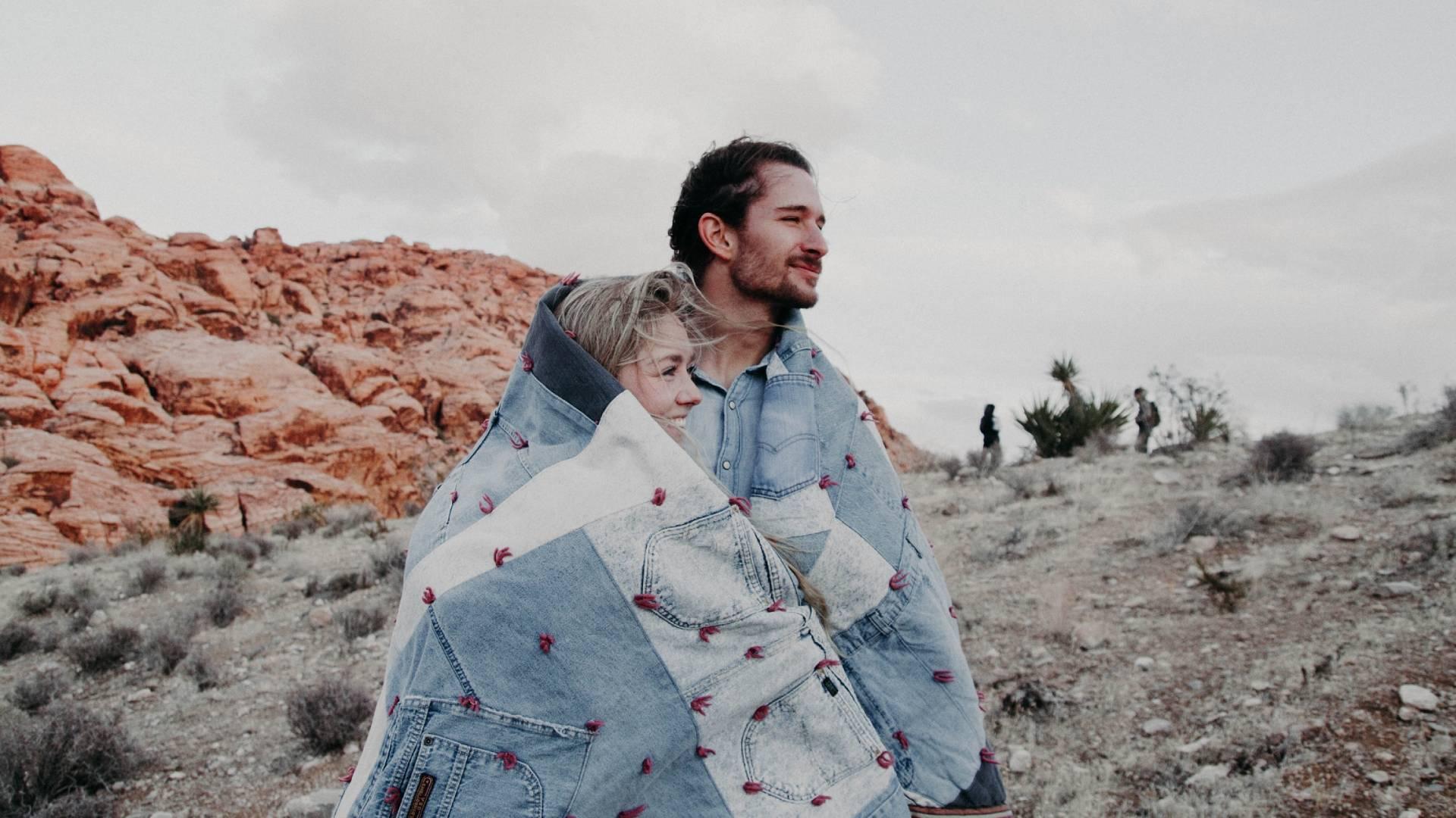 szerelmesek a sivatagban