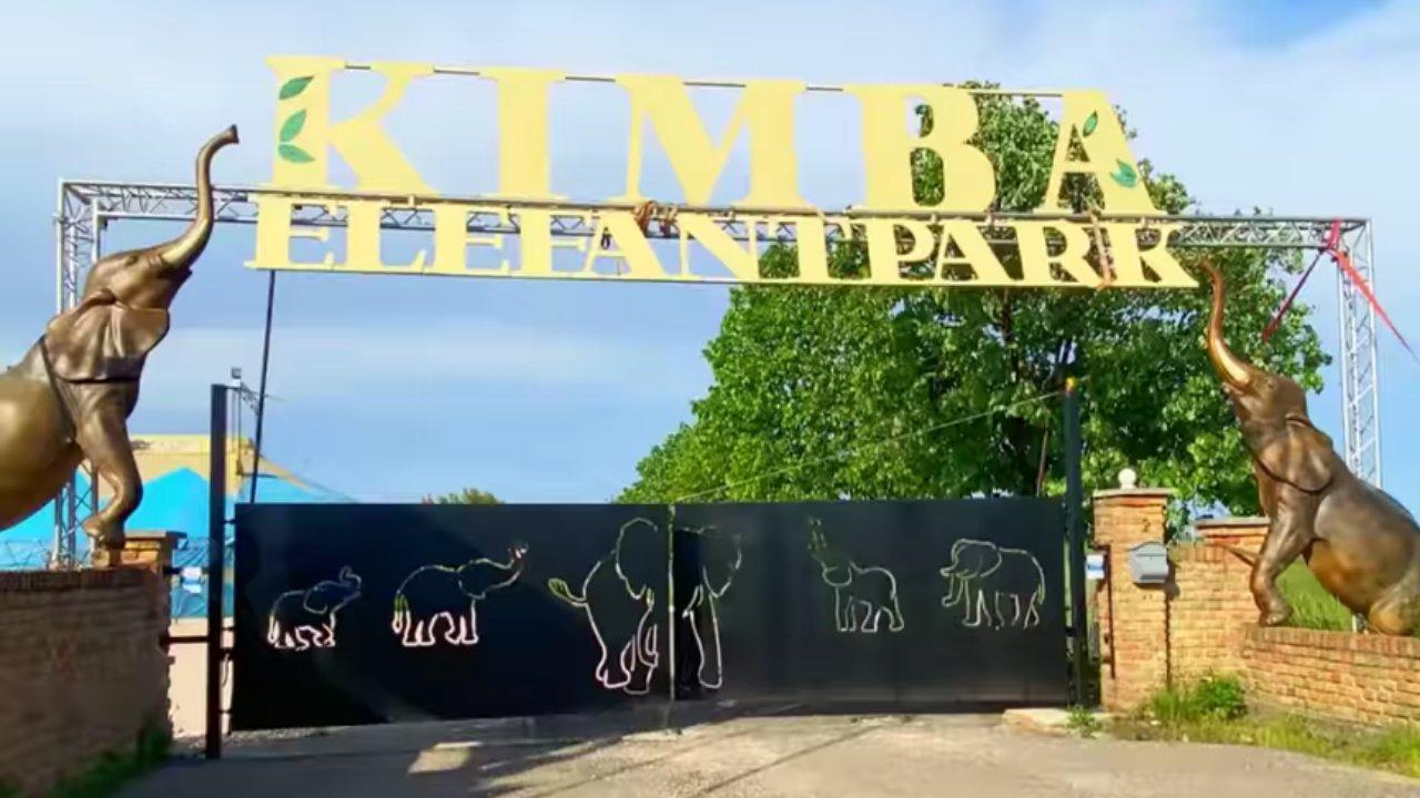 Kimba Elefánt Park