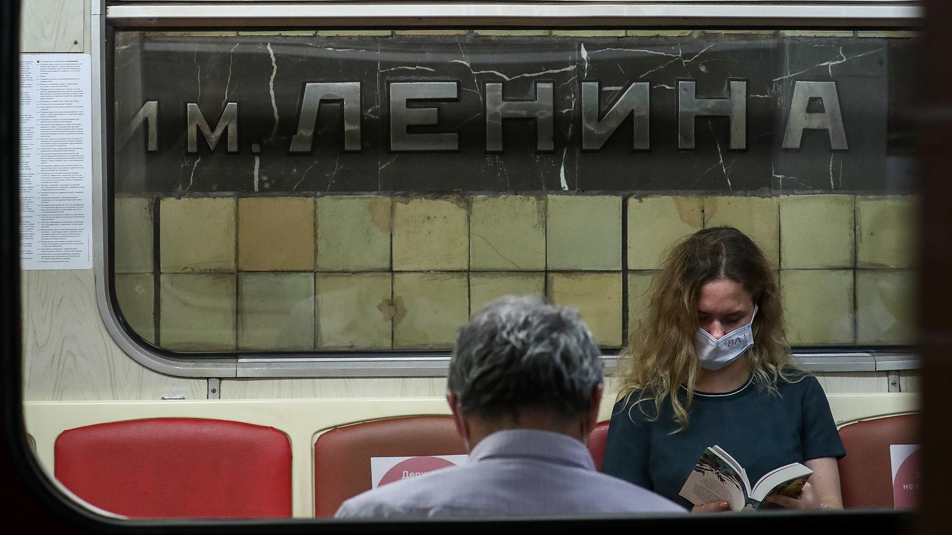 Koronavírus Moszkvában