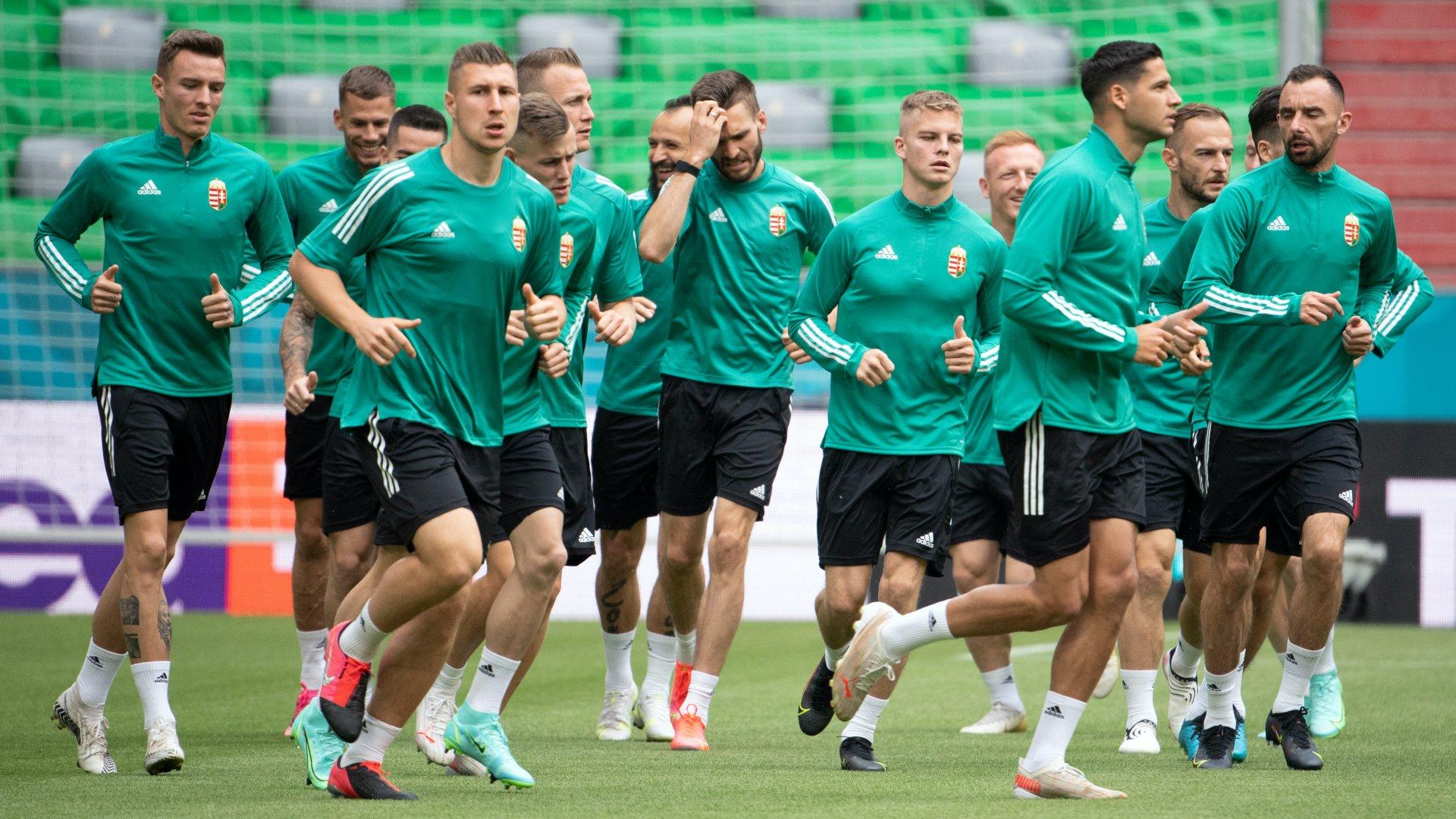 A magyar labdarúgó-válogatott