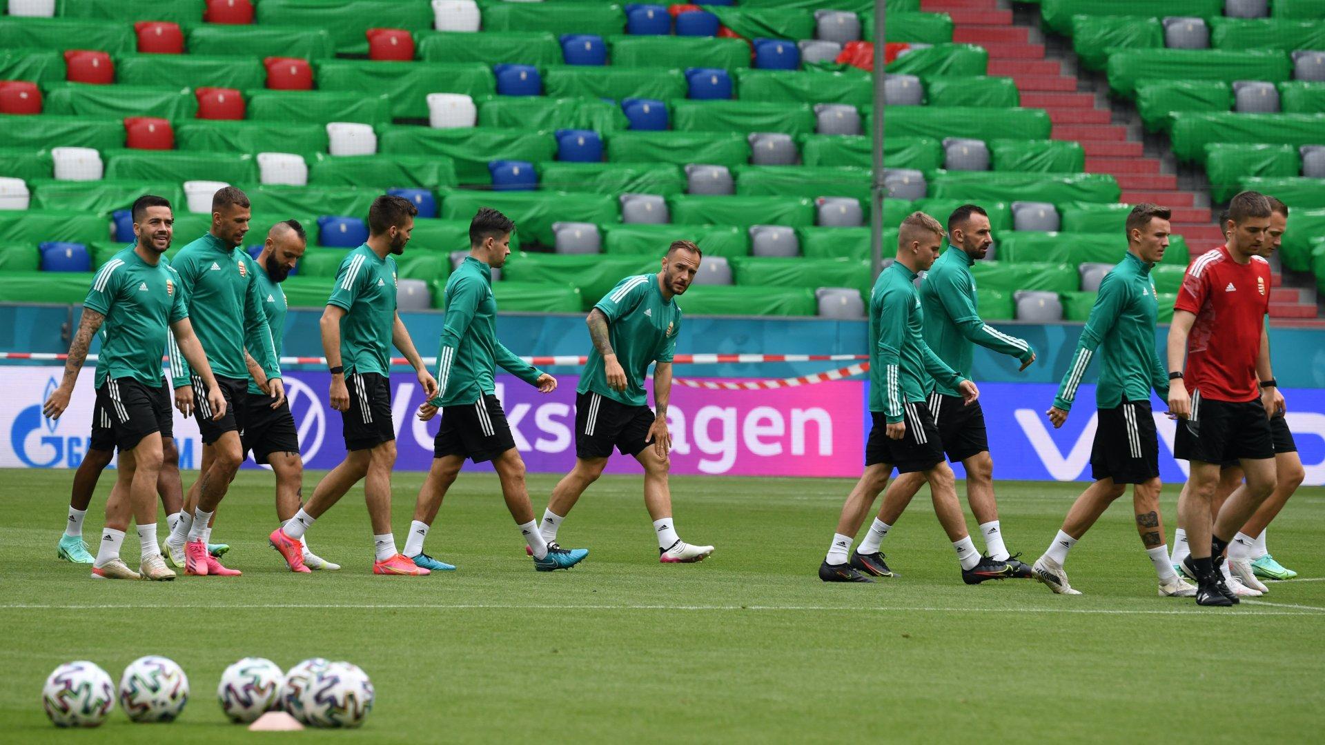 Magyar futballválogatott