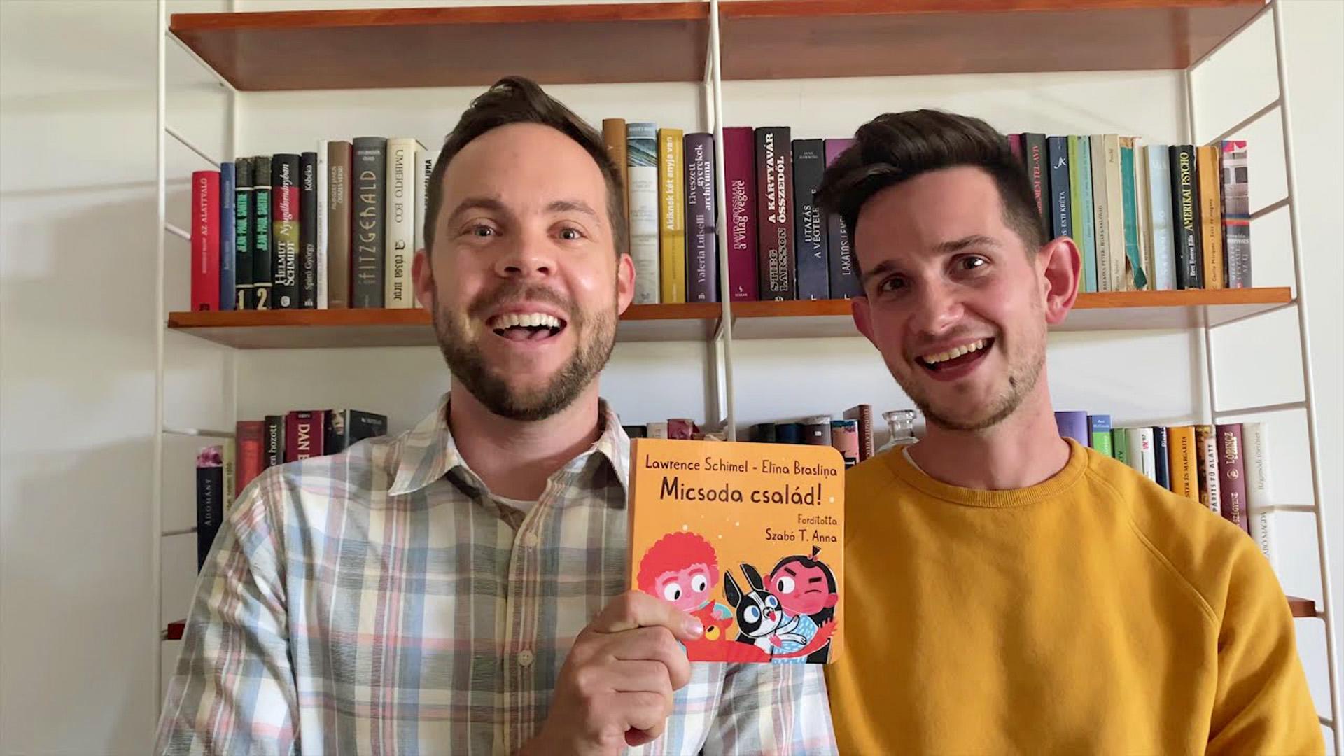 Gyűlöli a NER az LMBTQI gyerekkönyveket