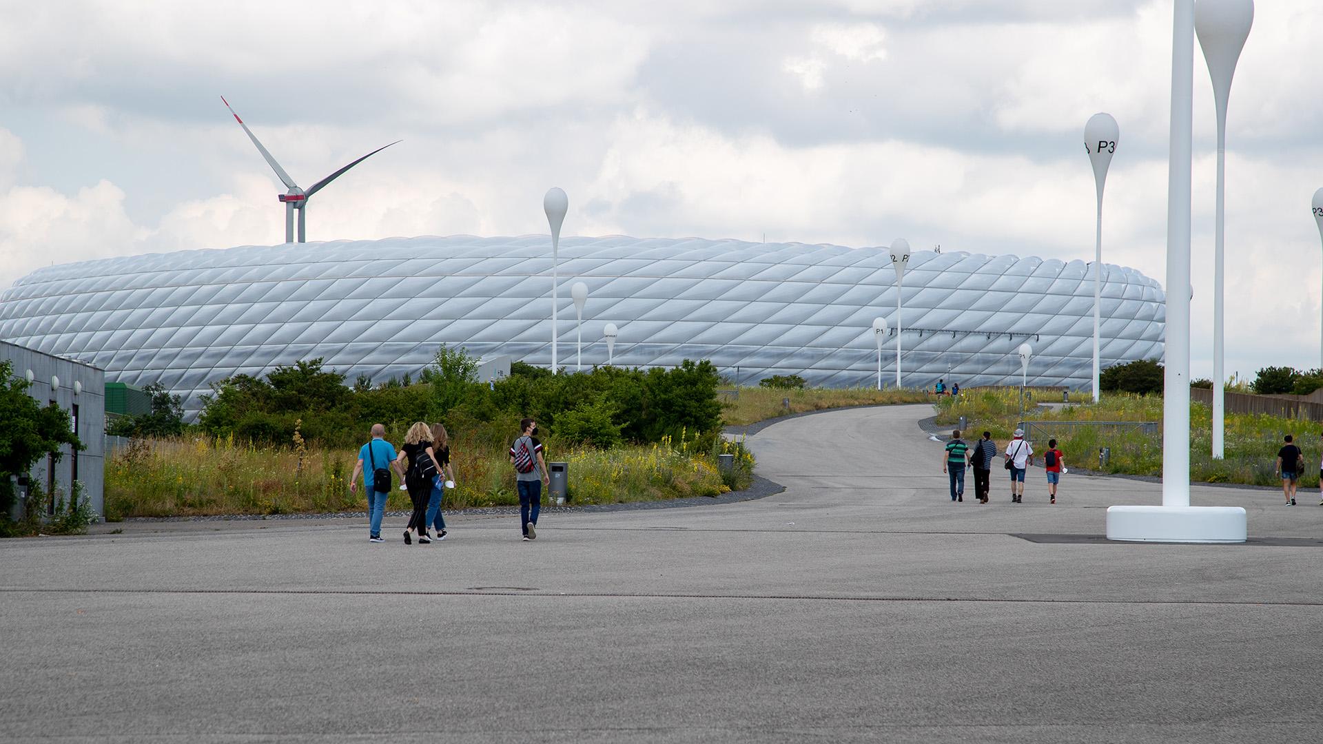 A müncheni Allianz Arena