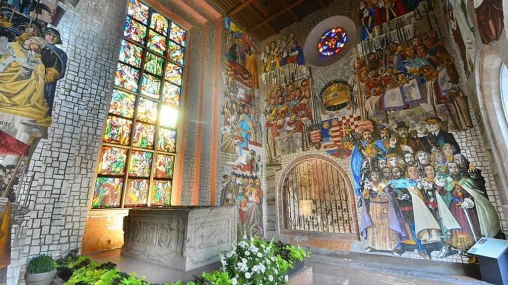 Szent István szarkofágja, Nemzeti Emlékhely
