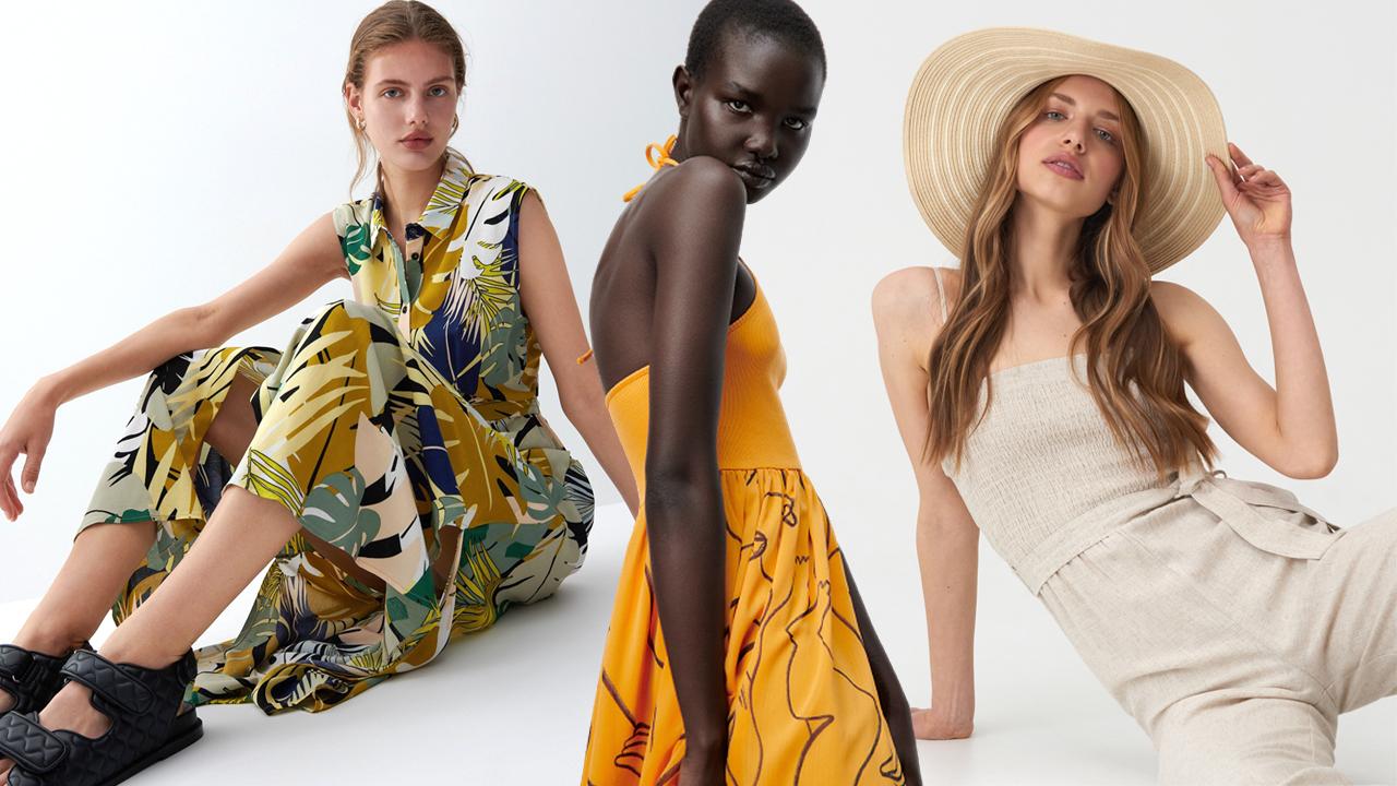 Divatos nyári ruhák 10 ezer forint alatt