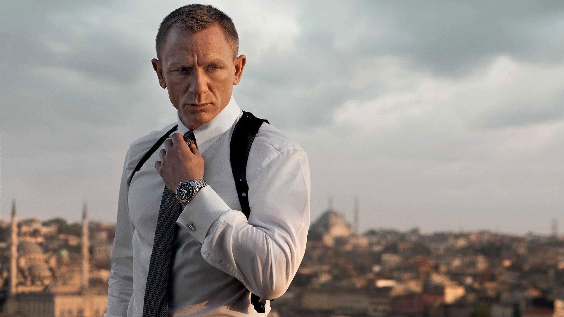 Daniel Craig a SPECTRE című James Bond-filmben