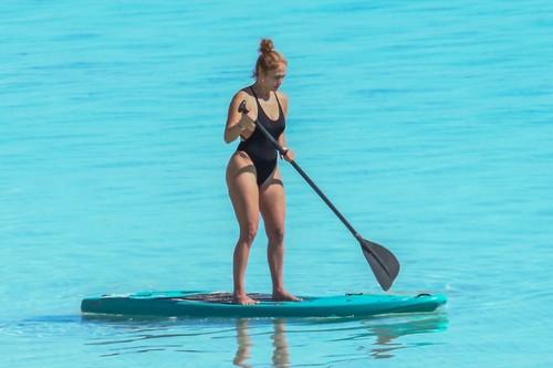 Jennifer Lopez bikiniben
