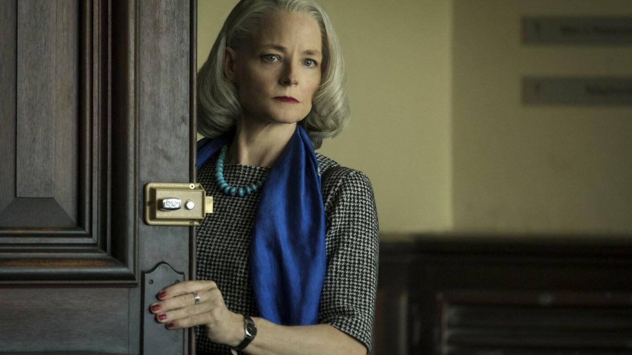 Jodie Fostert utoljára a Mauritanian című filmben láthattuk (fotó: Profimédia)
