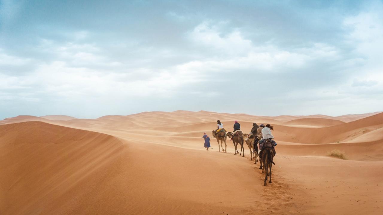 Nemcsak a forróság miatt fogod a Szaharában érezni magad a napokban