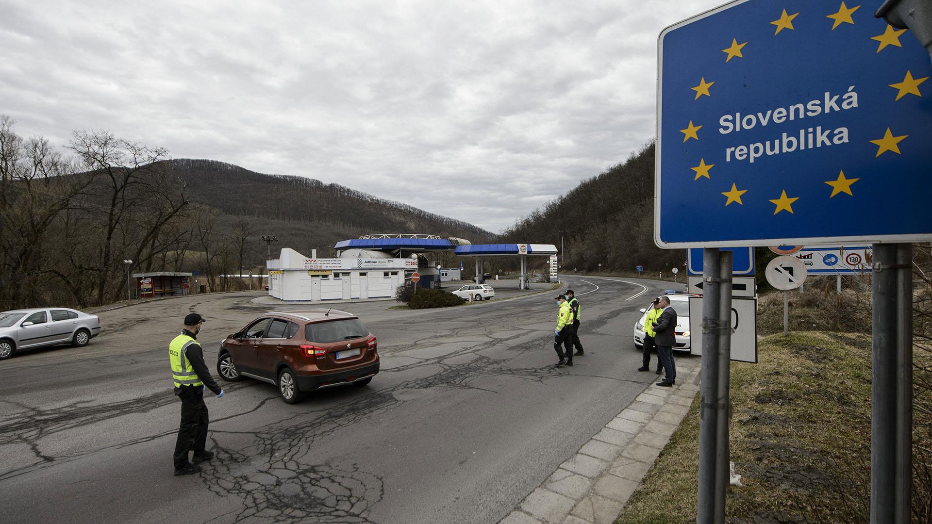 Szlovák-magyar határ
