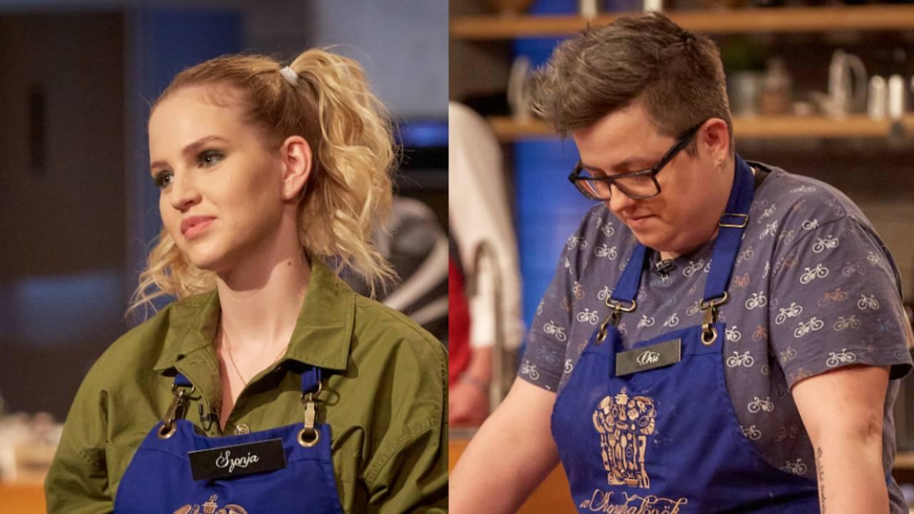 szonja és orsi konyhafőnök