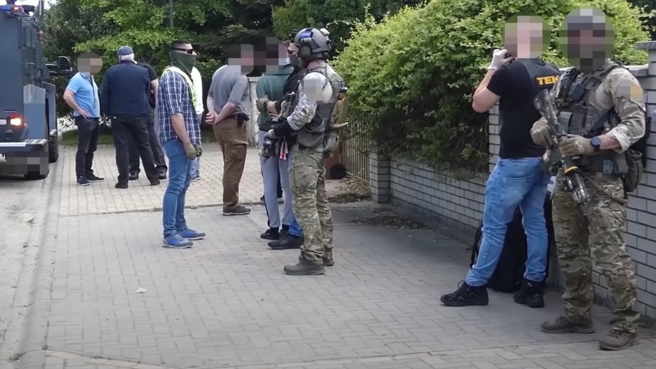 TEK kecskeméti fiatal elfogása terrorizmus miatt