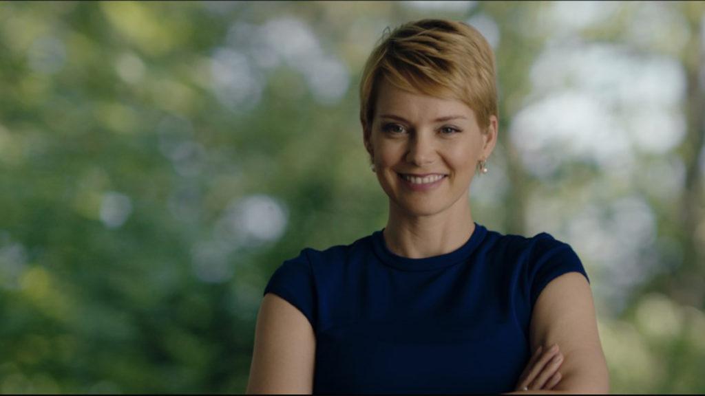 Sci-fi rövidfilmet forgatott Osvárt Andrea