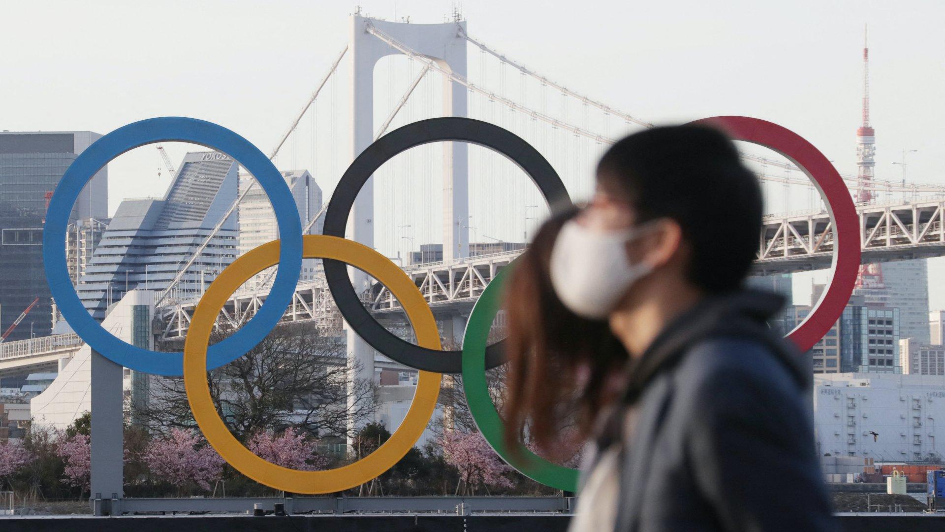 Tokiói olimpia 2021
