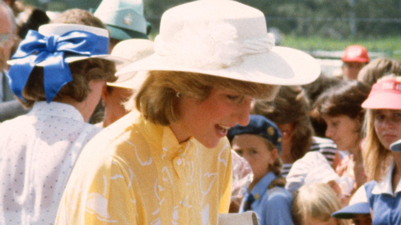 Diana hercegnő nyarai