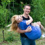 Vámos Erika és Laci nyáron összeházasodnak (Fotó: Vámos Erika)