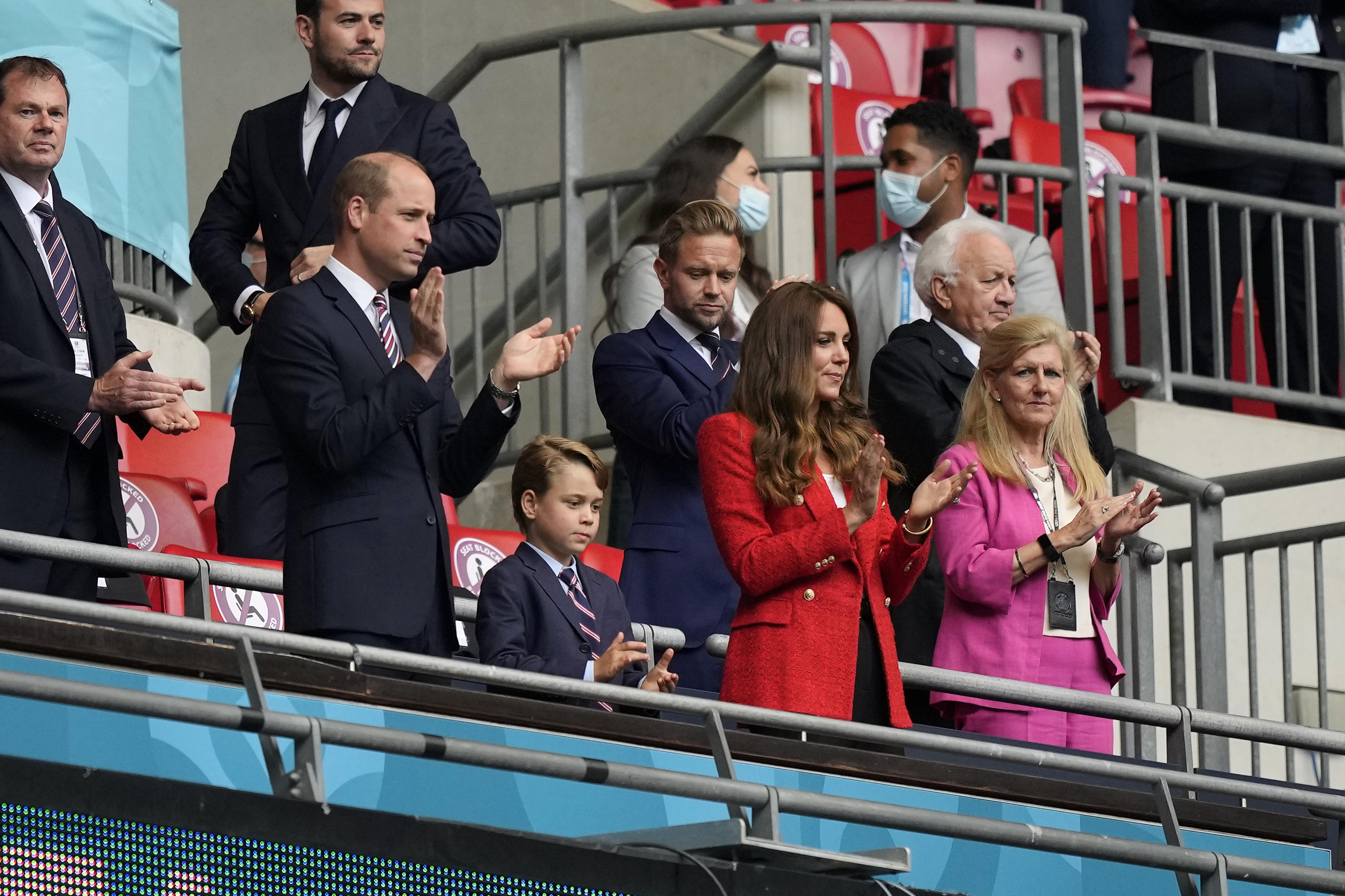 vilmos herceg és családja (1)