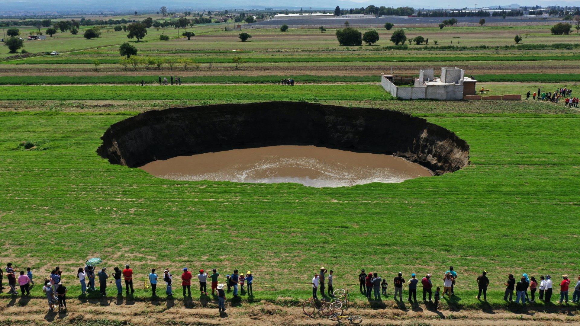 Mexikói víznyelő