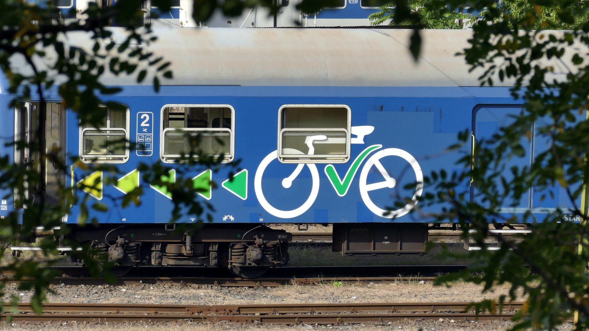 Kerékpárszállítás vasúton