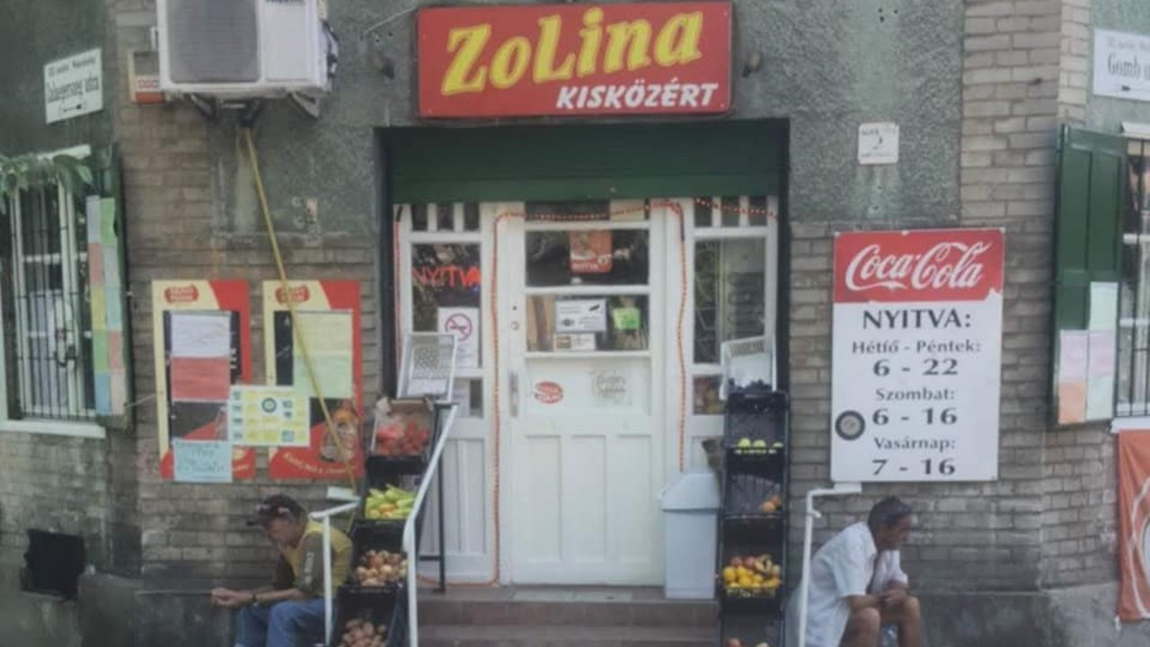 Zolina Kisközért