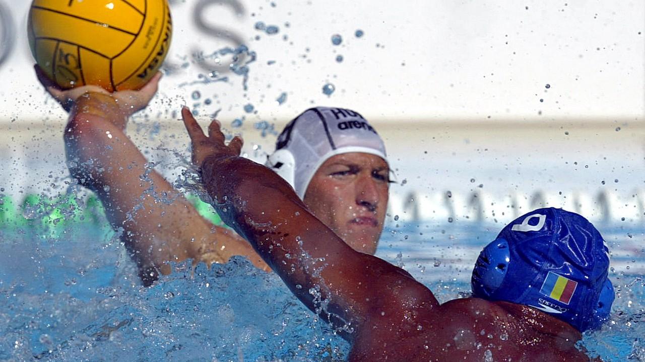 Fodor Rajmund, olimpikon