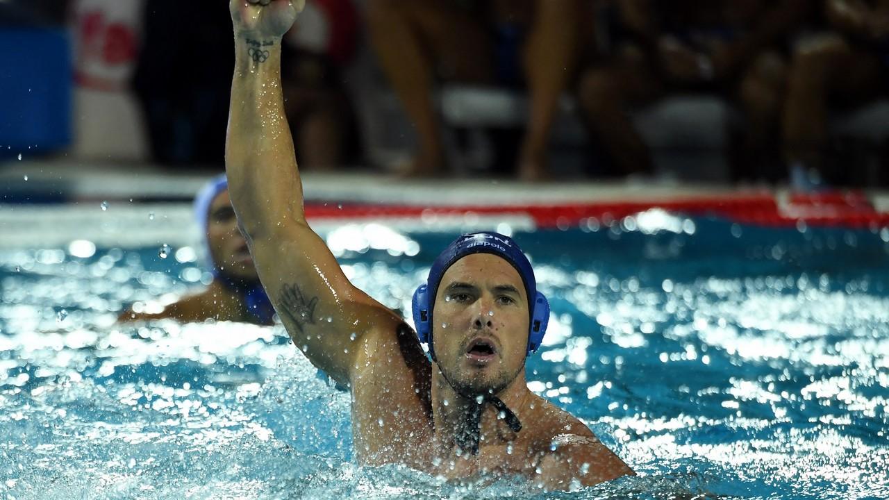 Hosnyánszky Norbert, olimpikon