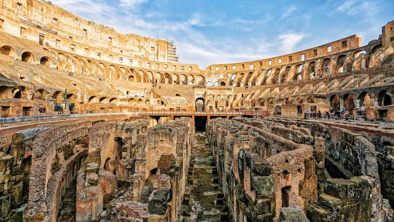 Colosseum újranyitása
