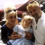 Zoltán Erika és férje, Robi mindig is büszkék voltak a kislányukra