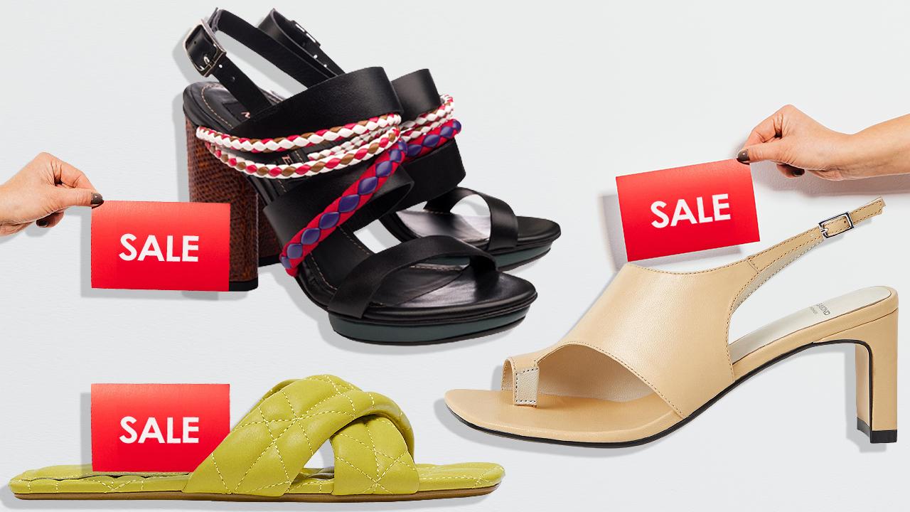 akciós szandálok cipők