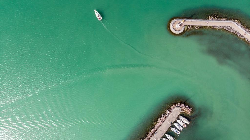 A Nemzetközi Űrállomásról fotózták a Balatont