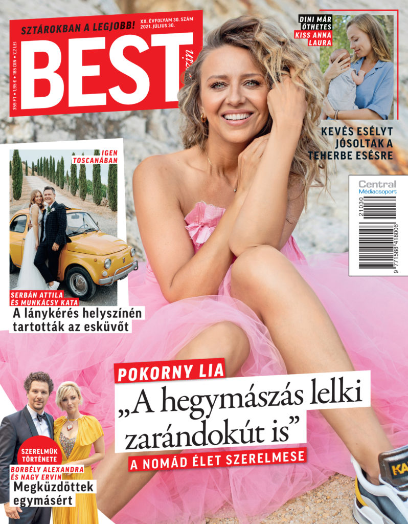 BEST - címlap