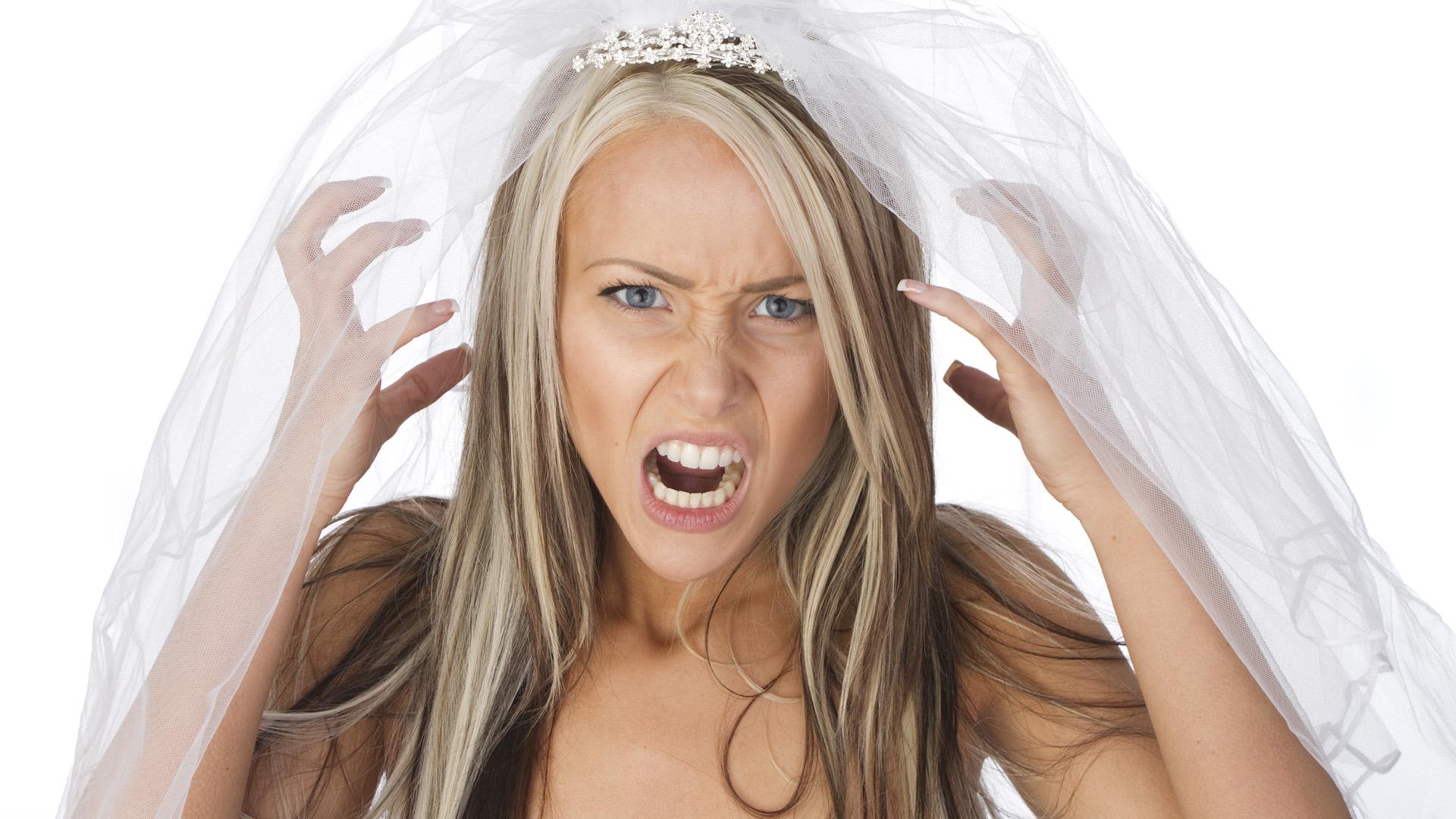 Őrült menyasszony