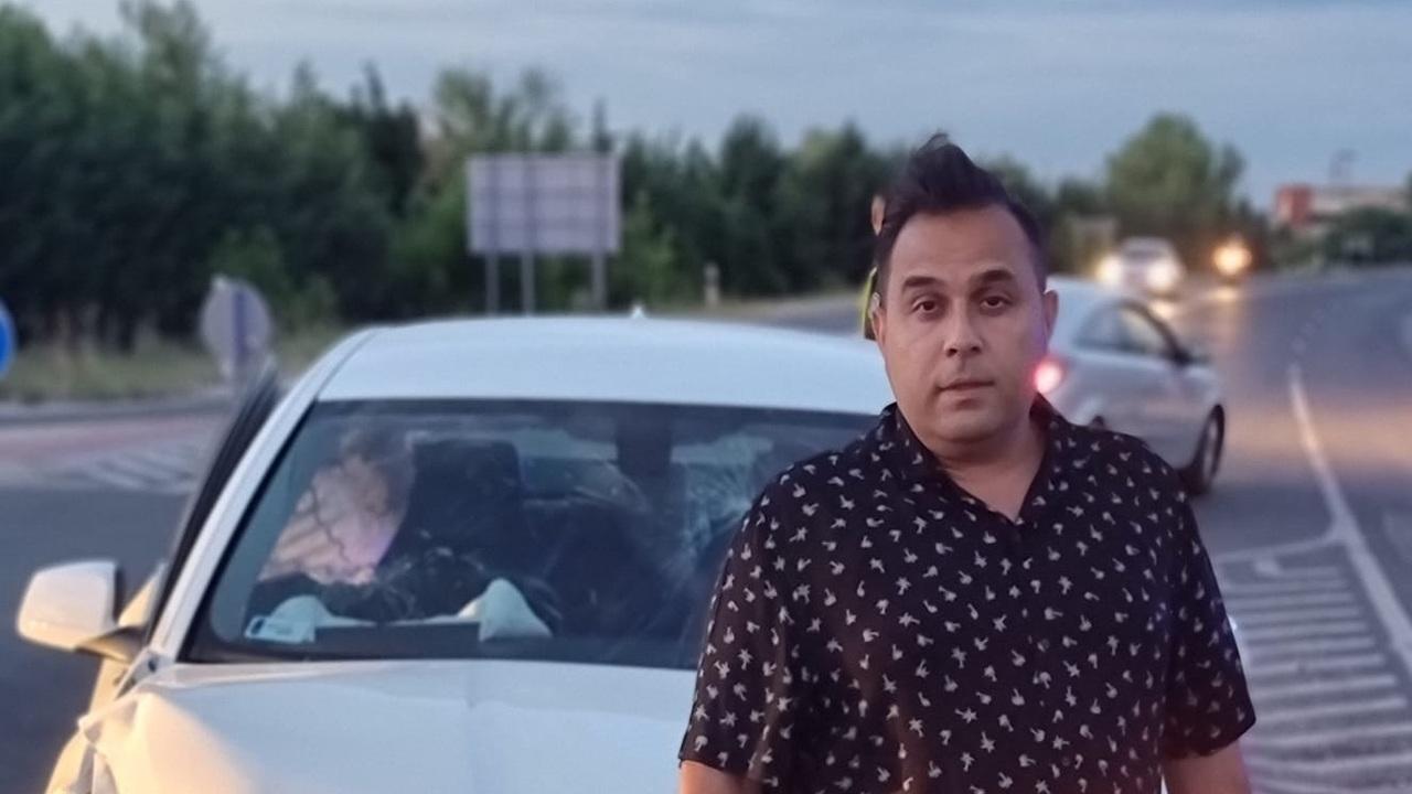 Bódi Csaba autóbalesete