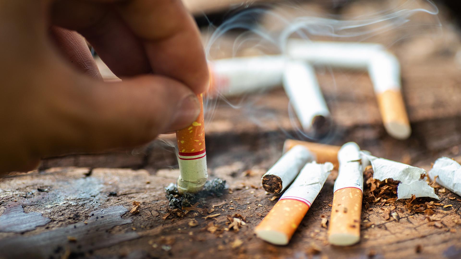 kábítószerek a dohányzástól való elutasításhoz