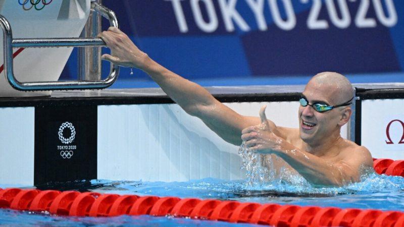 Tokiói olimpia: bejutott a fináléba Cseh László!