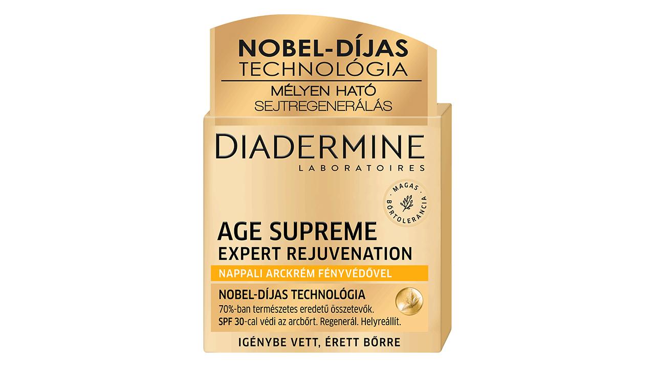 Diadermine Age Supreme nappali arckrém