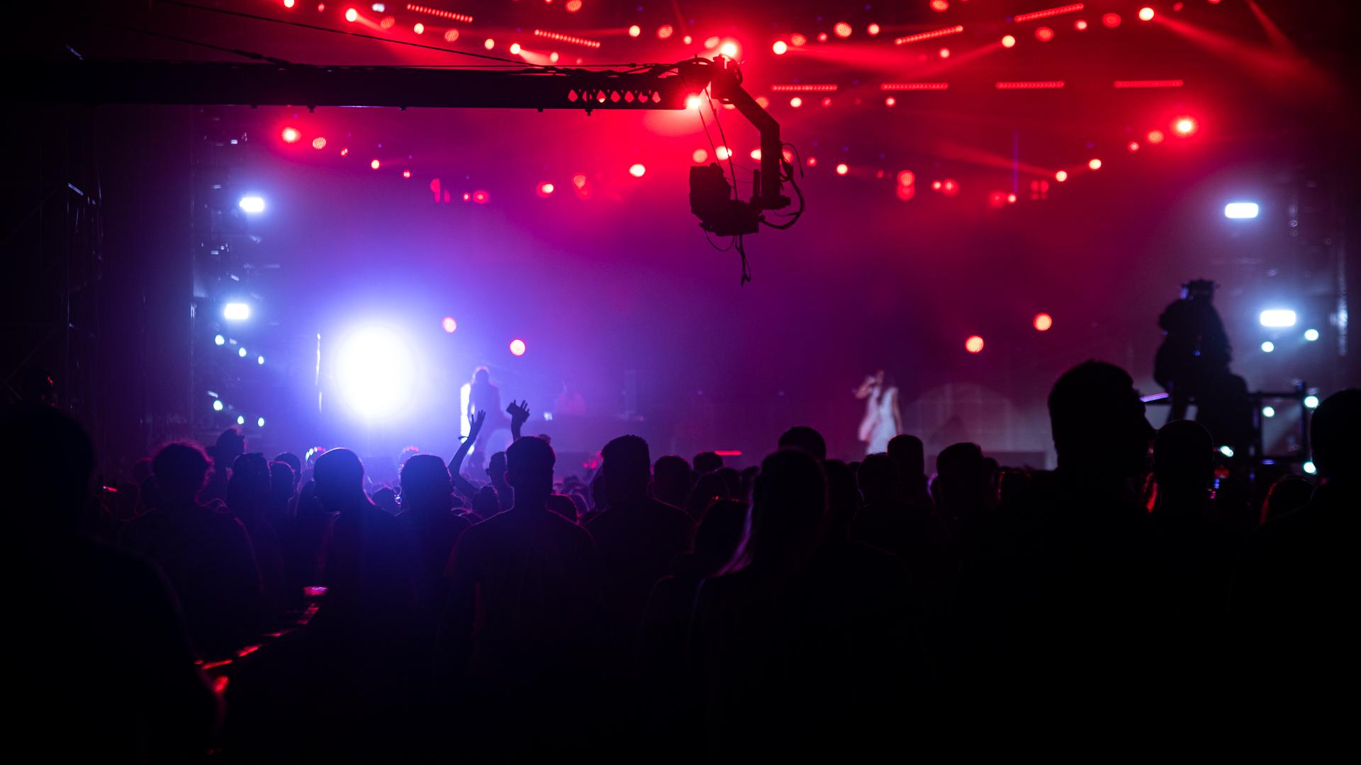Exit fesztivál Metal factory