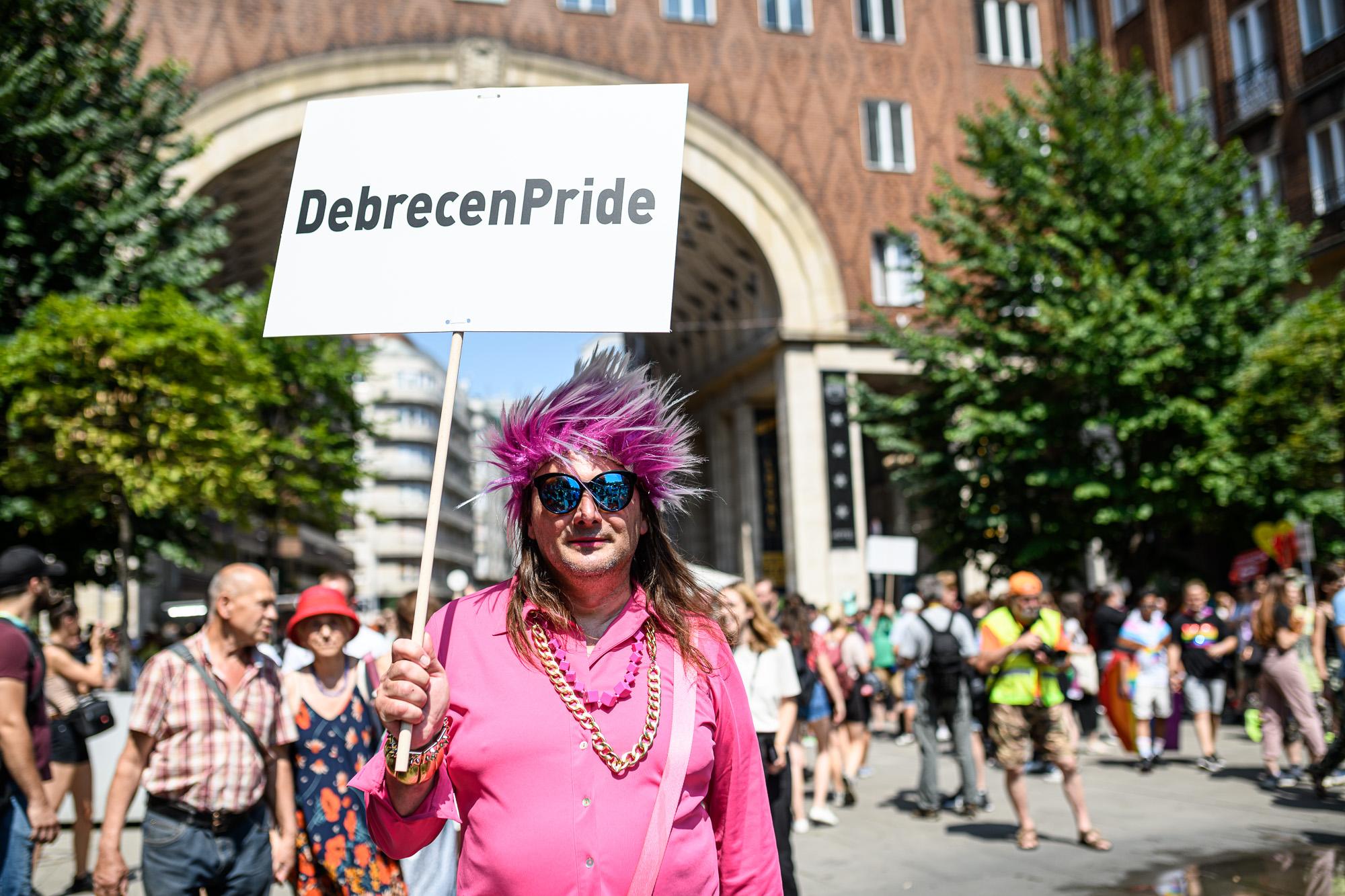 A Budapest Pride arcai