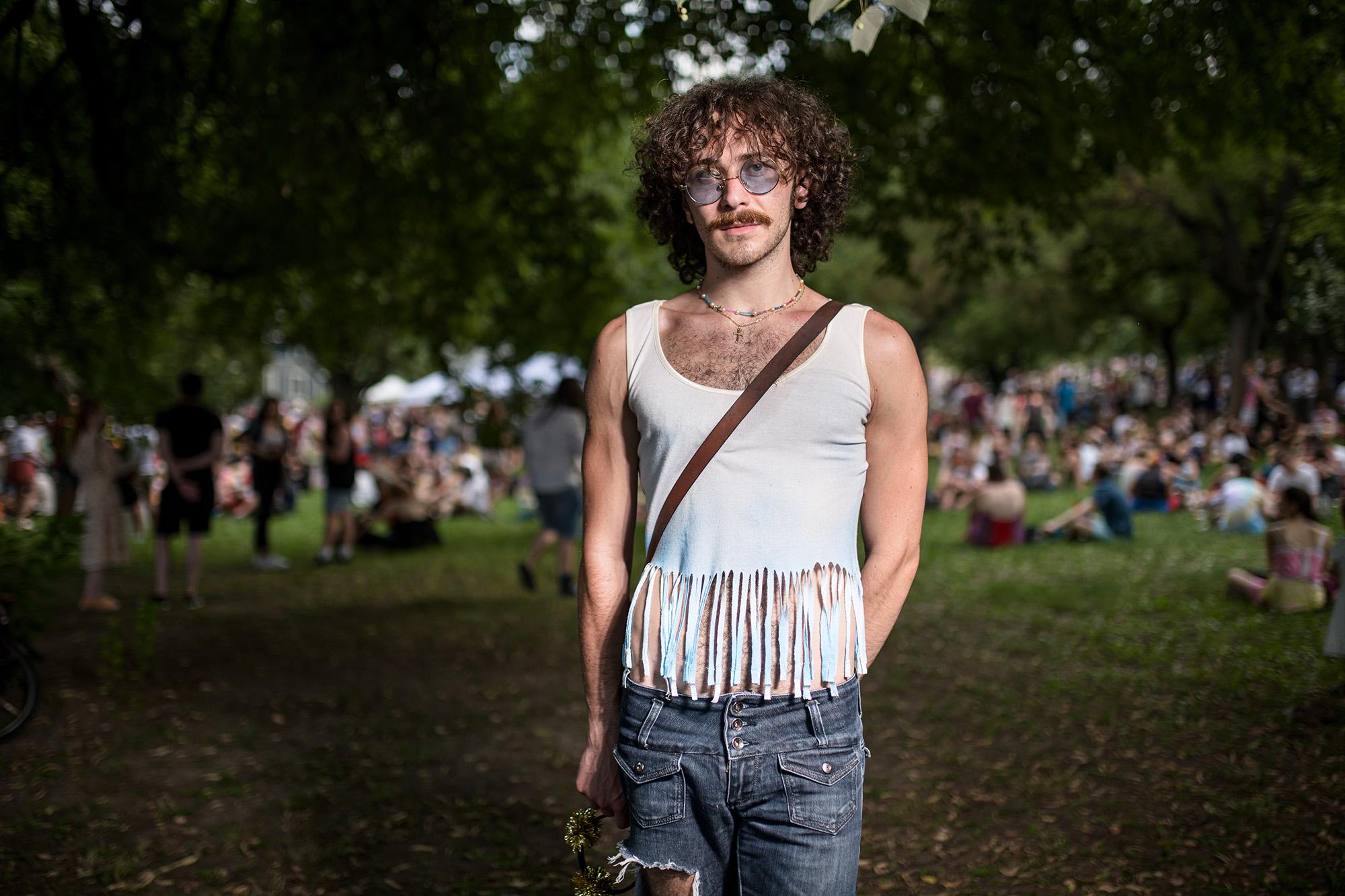 Portrék a Pride résztvevőiről