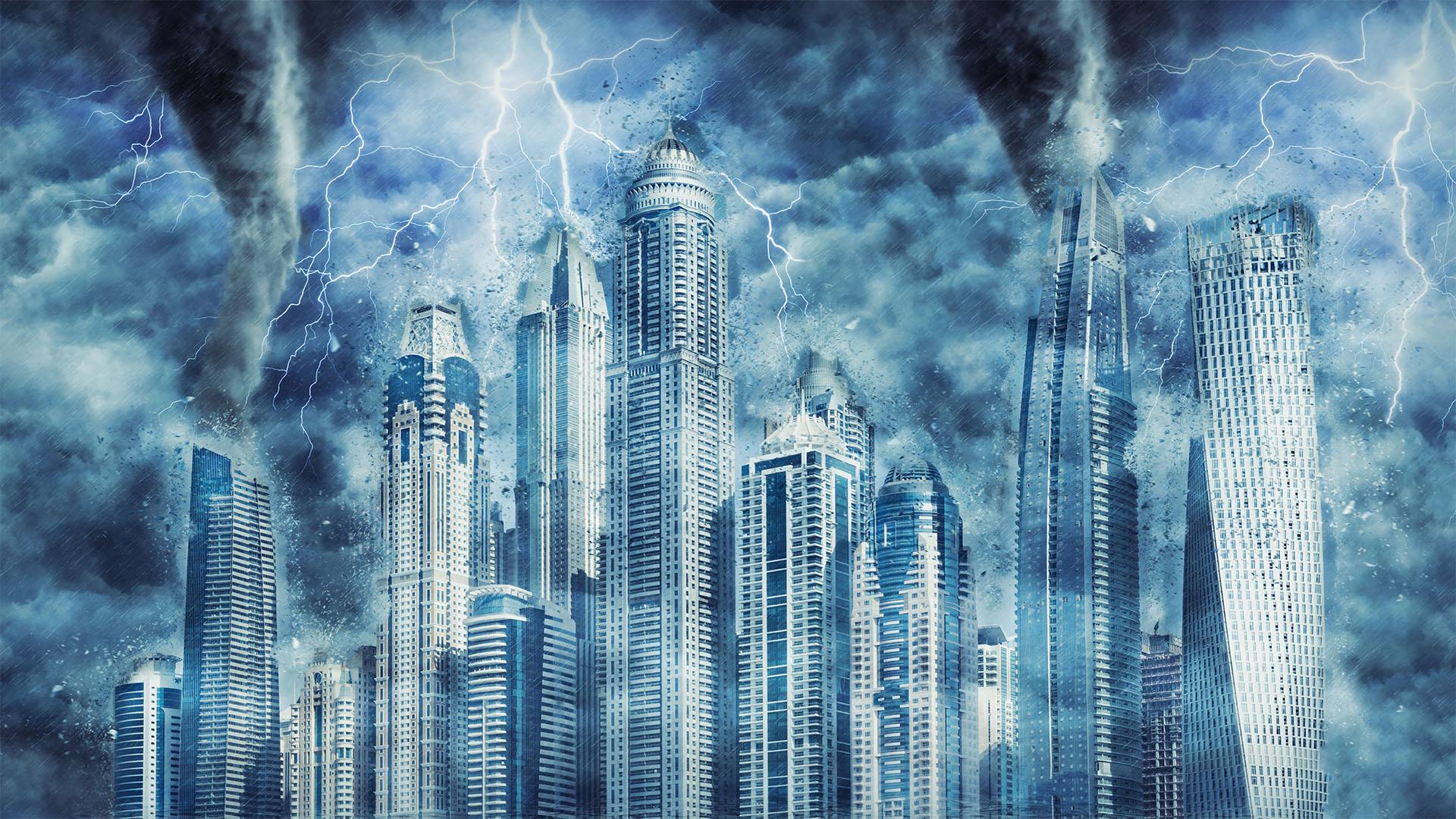 Dubajban mesterséges esőre van szükség a kánikula miatt