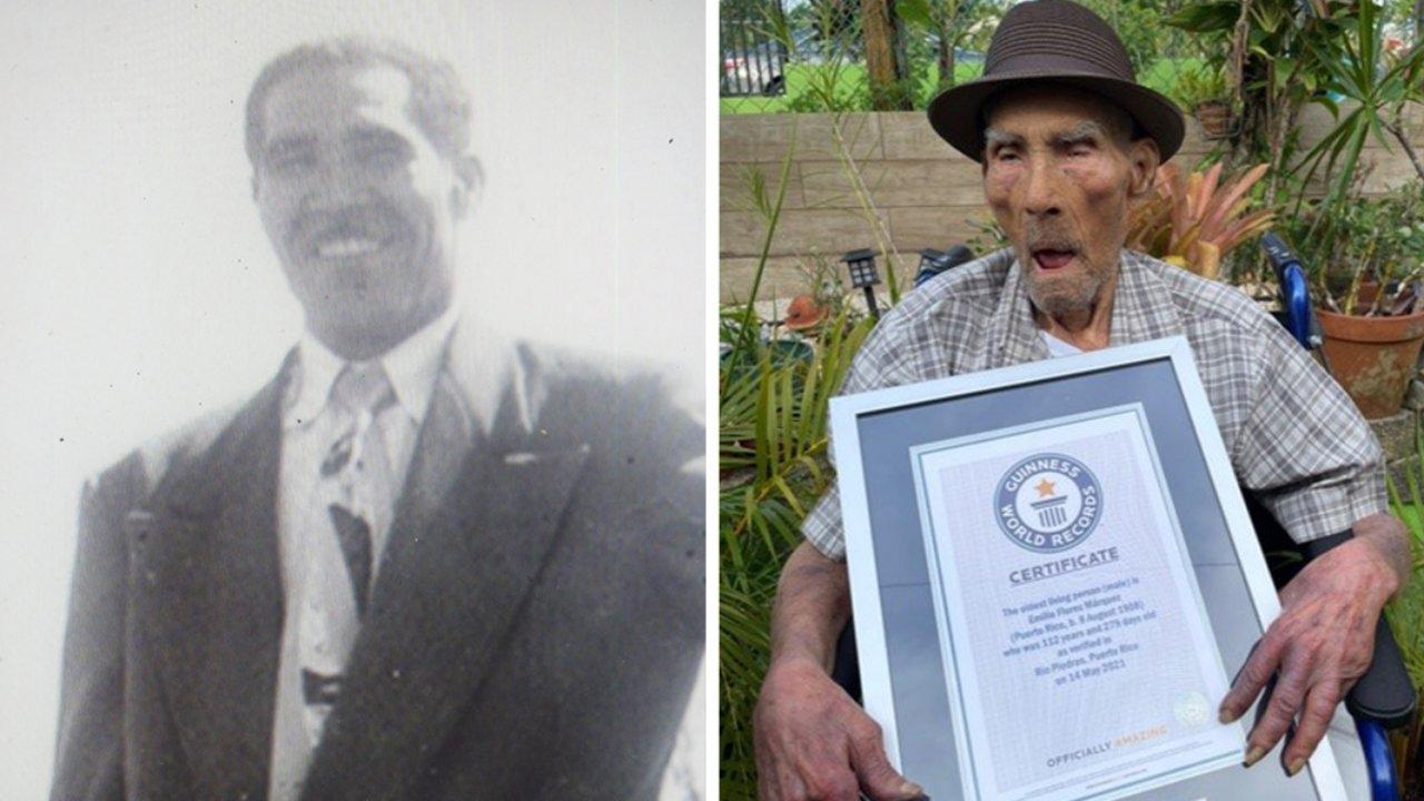 Egy Puerto Ricó-i lett a világ legidősebb férfija