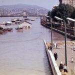 Árvíz Budapesten 1965-ben