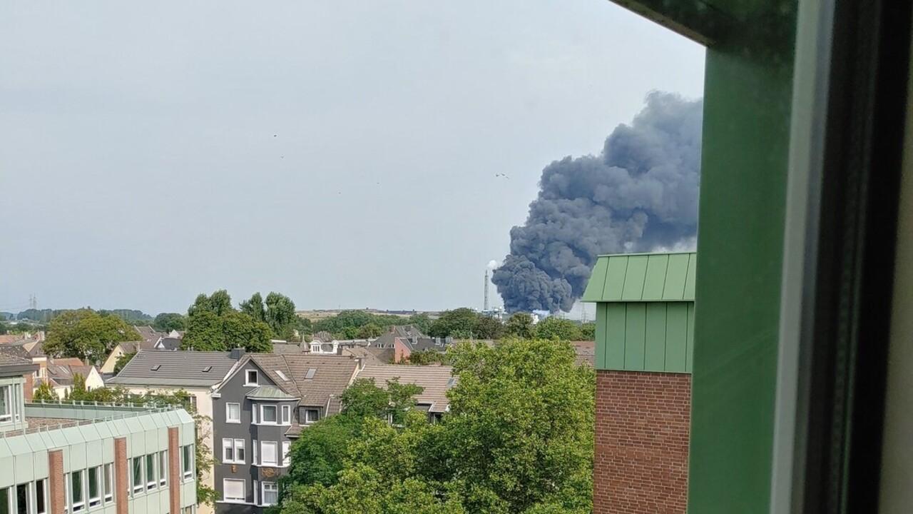 Egy ember meghalt, többen megsérültek egy németországi ipari telepen történt robbanásban