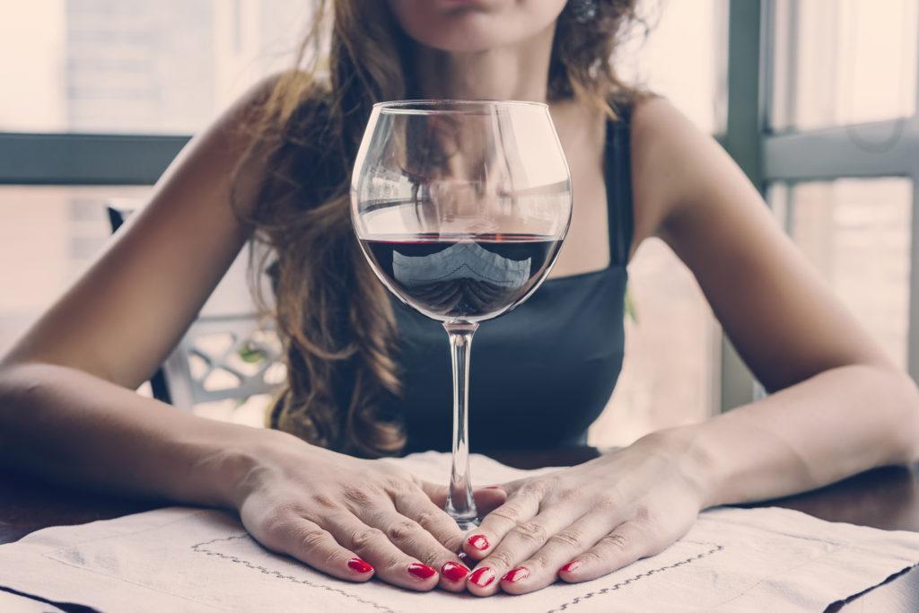 No alkohol, csak mert termékeny vagyok?