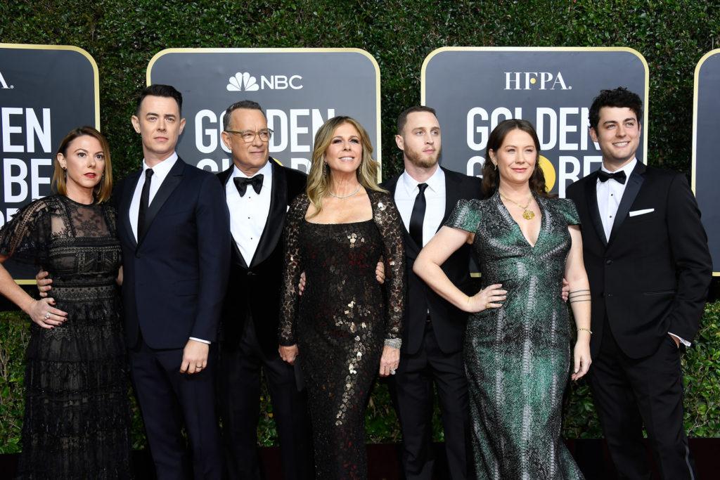 Tom Hanks nem csak a magyarokat nyűgözte le