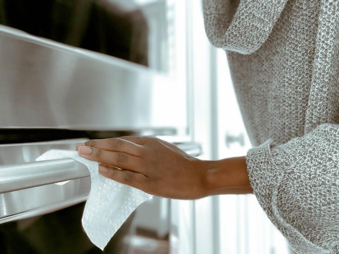 Baktériumok a konyhai eszközökön