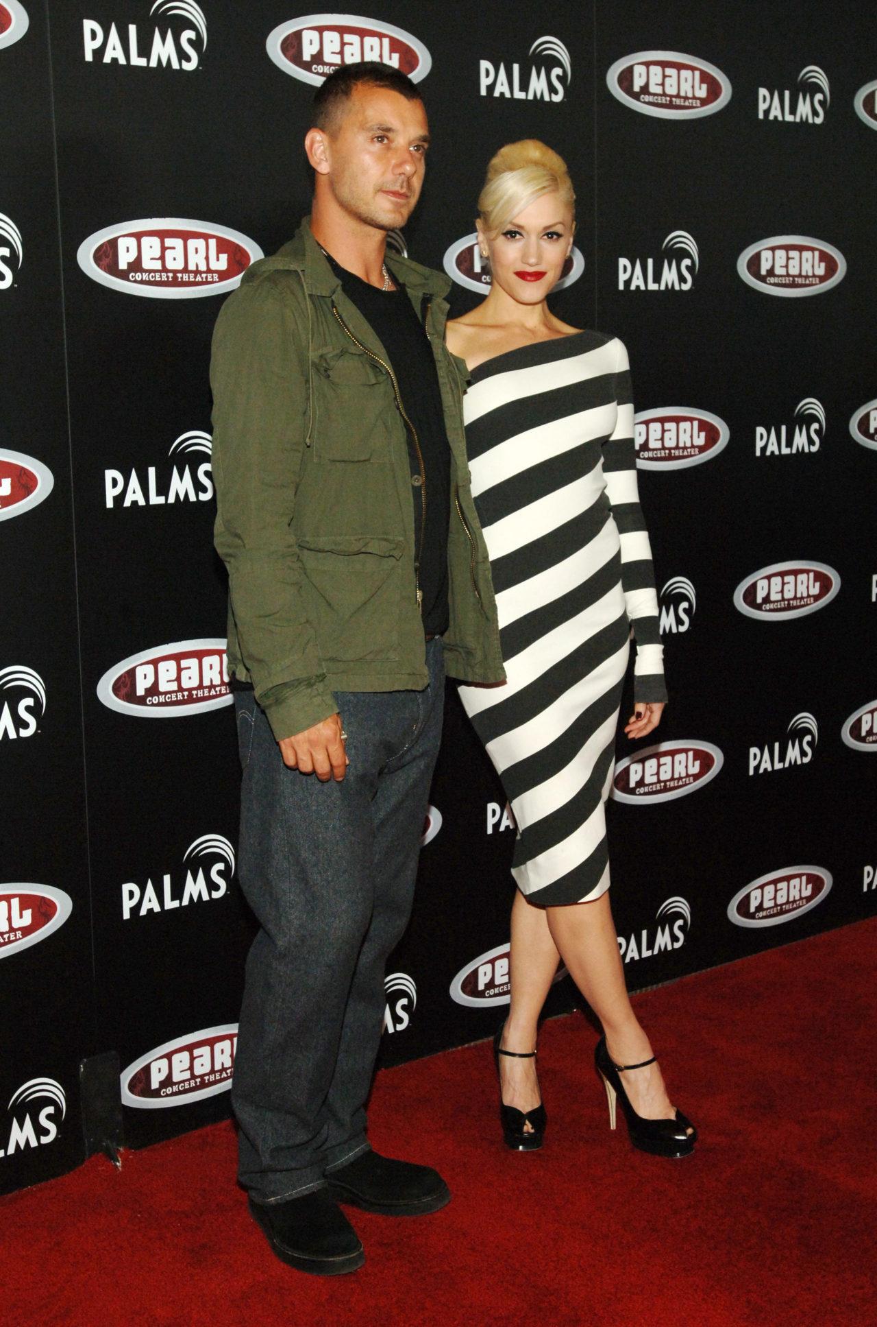 Gwen Stefani első férjével